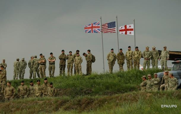 НАТО збільшить присутність в Грузії