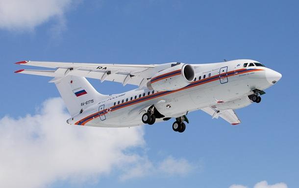 В Україну прилетів урядовий літак РФ