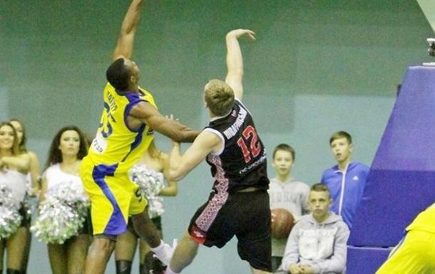 Лучшие слэм-данки чемпионата Украины по баскетболу