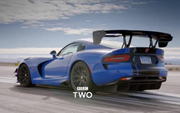 Опубликован предпремьерный трейлер нового Top Gear