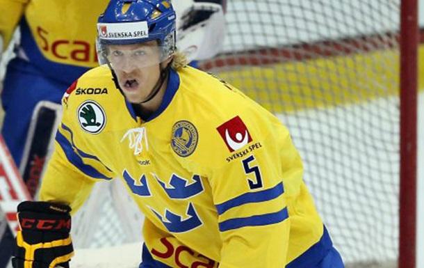 НХЛ. Колорадо подписало защитника сборной Швеции
