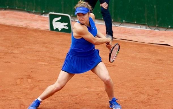 Ролан Гаррос (WTA). Свитолина вылетает в первом раунде парного разряда
