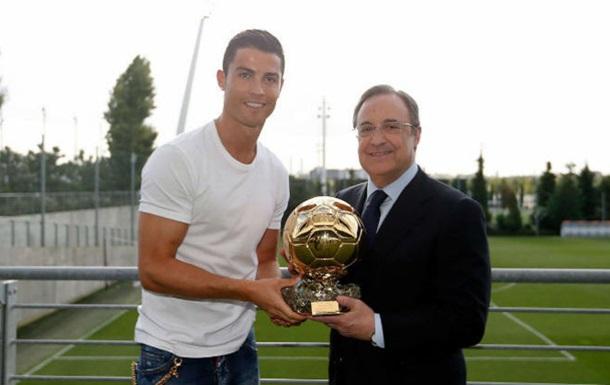 Роналду продовжить контракт з Реалом