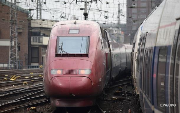 В Бельгии железнодорожники внезапно забастовали