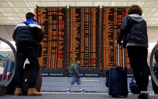 Авиадиспетчеры Франции готовятся к новым забастовкам