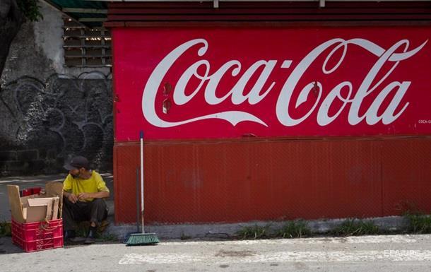 У Венесуелі протестують працівники Coca-Cola