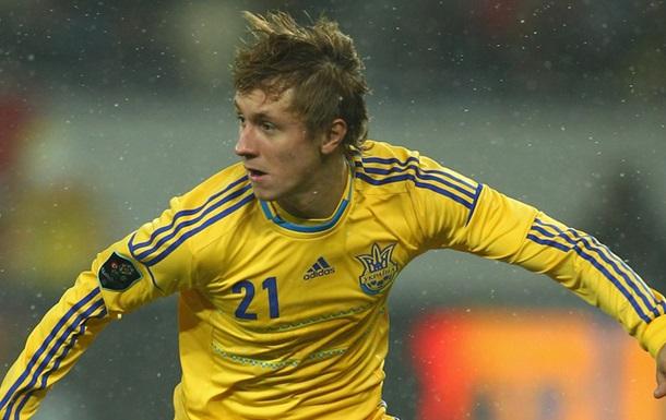 Гравець з чемпіонату Росії викликаний в збірну України
