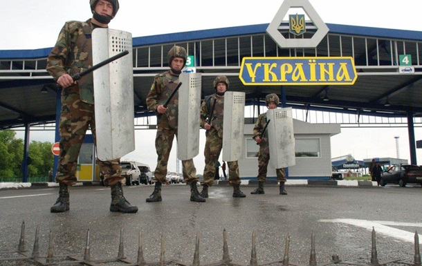 Граница Украины в руках Госдепа США