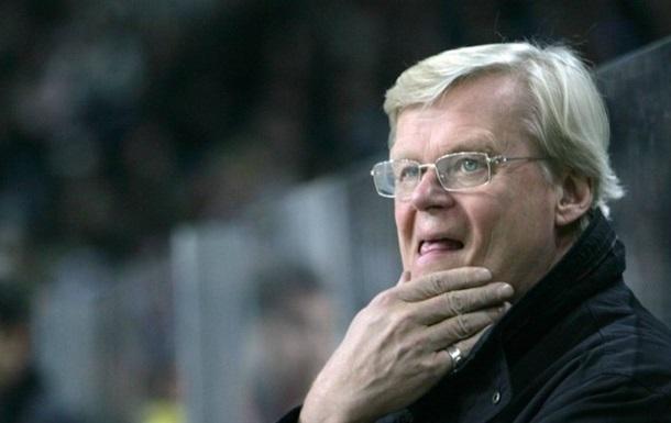 Соперник Украины получил нового тренера
