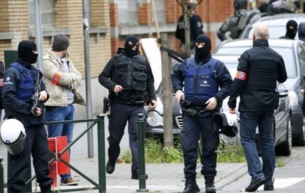 В Париже проходит антитеррористическая операция