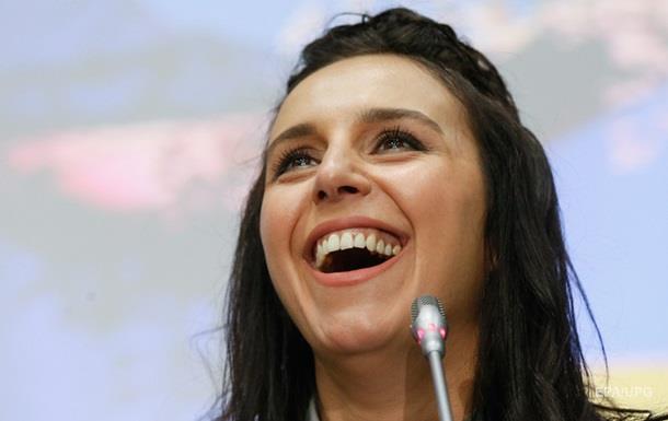Джамала стала почесним громадянином Києва