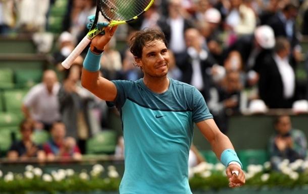 Ролан Гаррос (ATP). Уверенная победа Надаля, Джокович, Тим, Феррер и Бердых