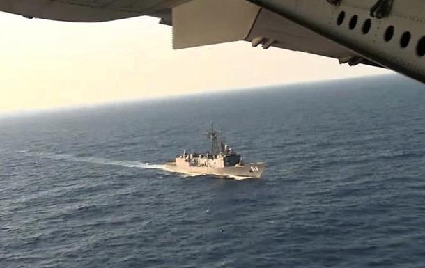 В Средиземном море засекли сигнал с A320