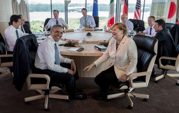 G7 виступила за продовження санкцій проти Росії