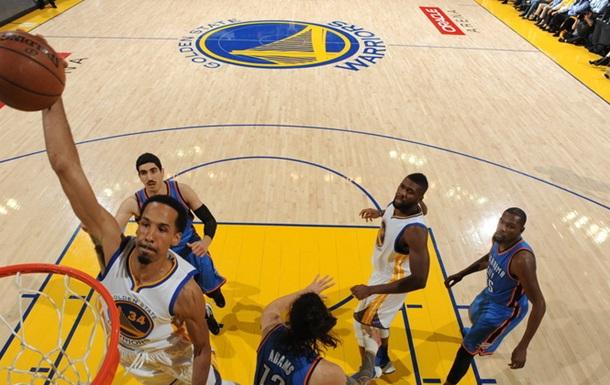 НБА. 71 очко Дюранта и Уэстбрука не спасают Оклахому