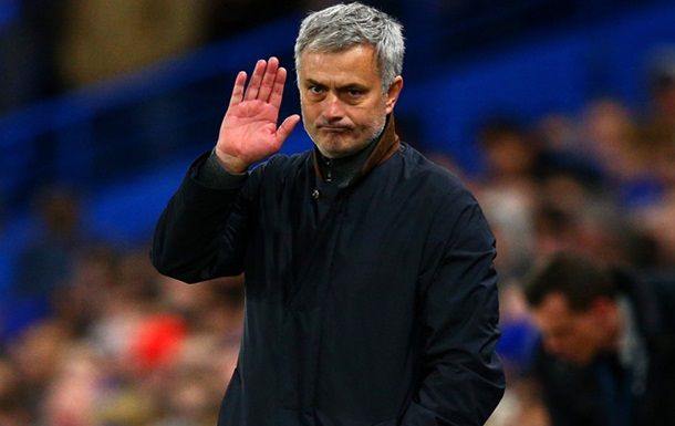Моуриньо стал тренером Манчестер Юнайтед