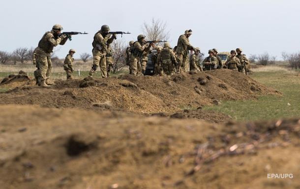 Сутки в АТО: ранены 14 военных