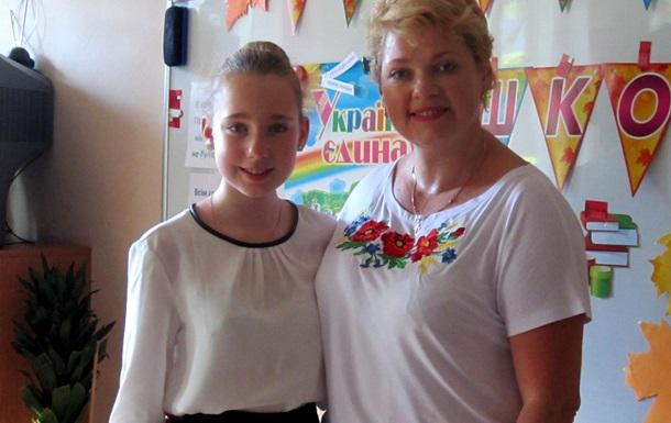 «Последний звонок» для украинских школьнико