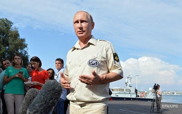 Путіна хочуть зробити почесним громадянином Севастополя