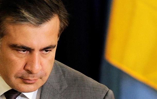 Разделать Саакашвили под орех