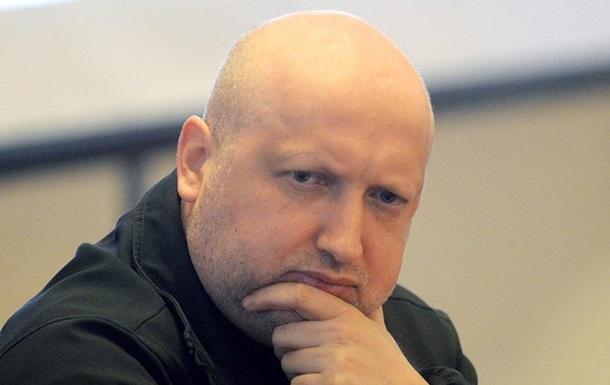 Турчинов: Путін почав публічний шантаж України