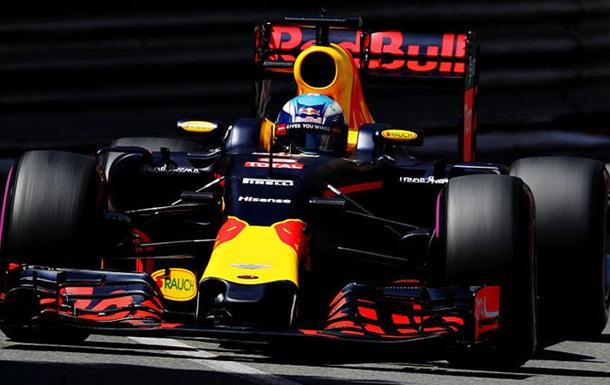 Формула-1. Гран-при Монако. Риккардо на поуле в Монте-Карло!