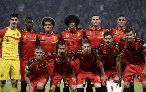 ТМ. Бельгия сильнее Швейцарии