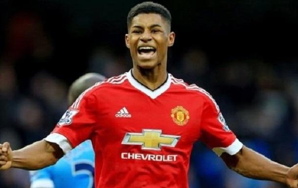 Рашфорд подписал новый контракт с Манчестер Юнайтед