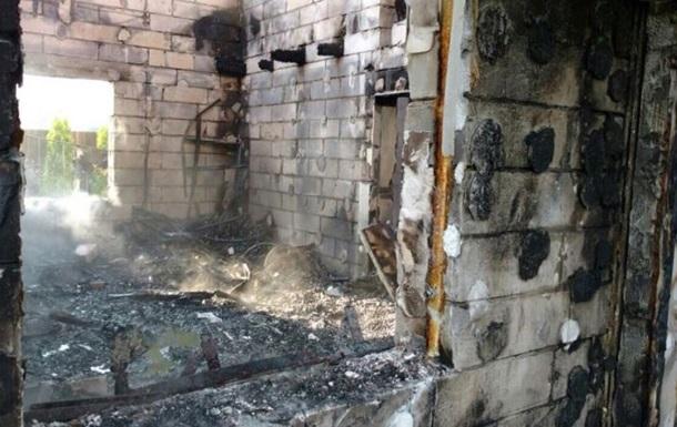 Порошенко доручив допомогти постраждалим у пожежі під Києвом