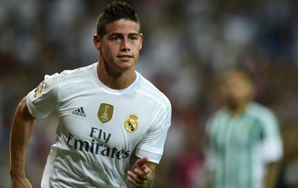 Родрігес: Я хочу залишитися в Реалі
