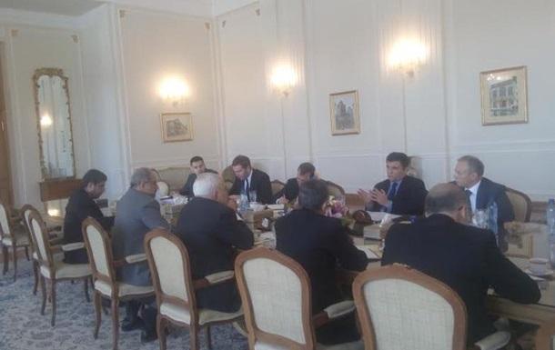 Київ і Тегеран активізують співпрацю