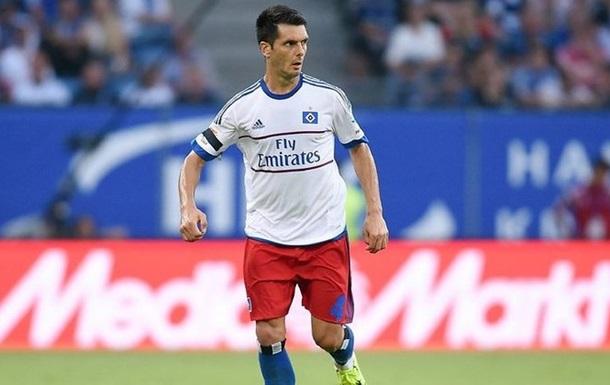 Спахич продовжив контракт з Гамбургом ще на рік