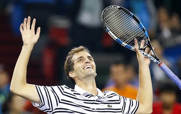 Ролан Гаррос (ATP). Сенсаційна поразка Раоніча і перемога Ваврінки