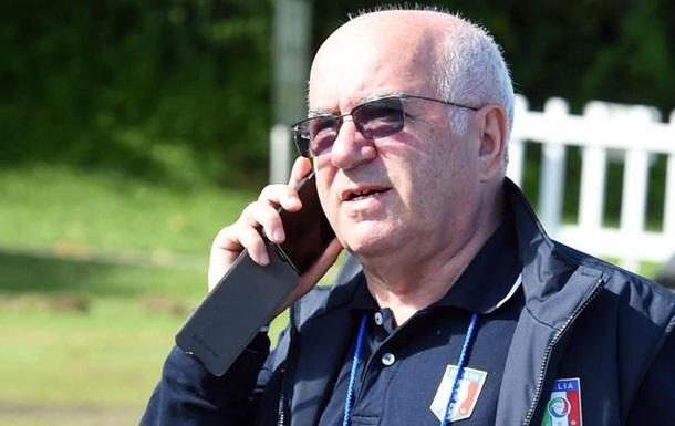 Новый тренер сборной Италии будет назначен 7 июня