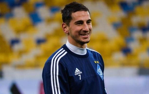 Динамо розлучається з Яковенком