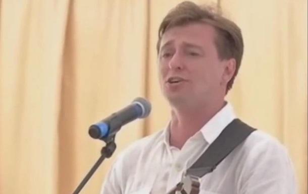 Безруков заспівав у Сирії пісні Висоцького
