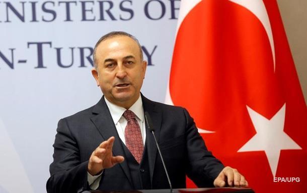Туреччина запропонувала Росії налагодити відносини через робочу групу