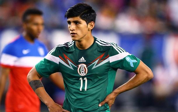 Похищенный мексиканский футболист освобожден
