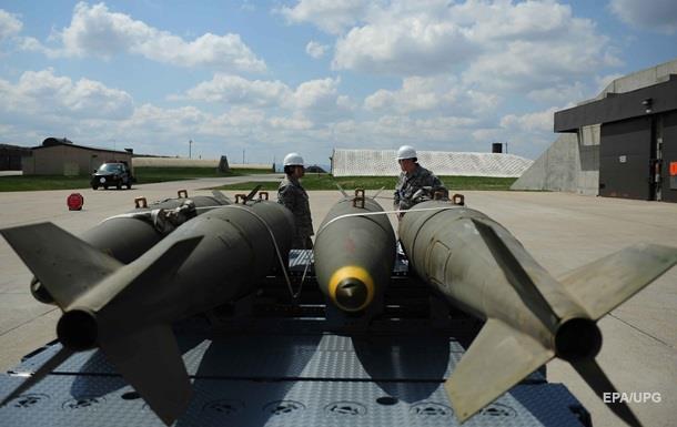 В Турции начали производить противобункерную бомбу