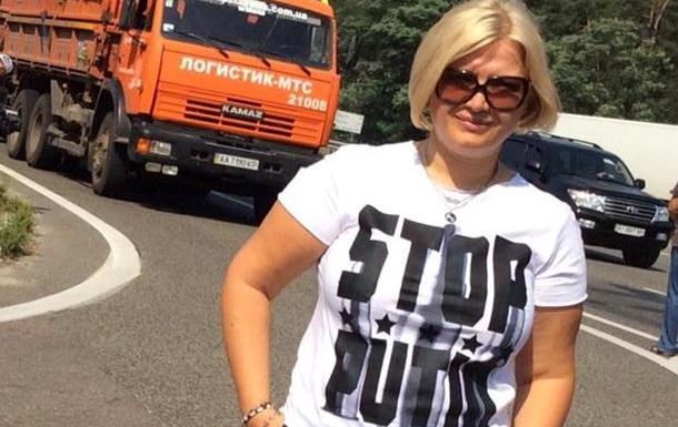 Білорусь скасувала заборону на в їзд Геращенко