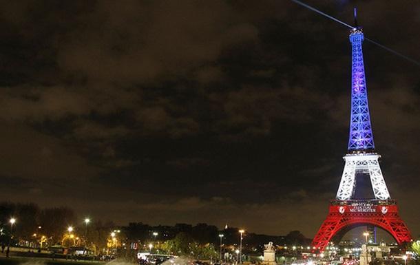 Ейфелева вежа буде забарвлюватися в кольори команд під час Євро-2016