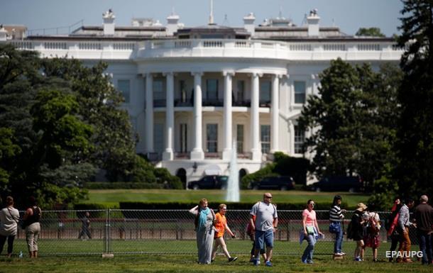 У США закрили за тривогою Білий дім
