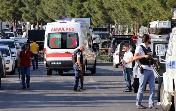 На півдні Туреччини пролунав вибух: є жертви