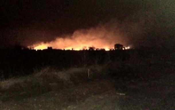 Пожежа на складі боєприпасів в Індії: загинули до 17 осіб