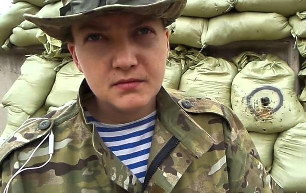 Савченко с косой шоколадного цвета