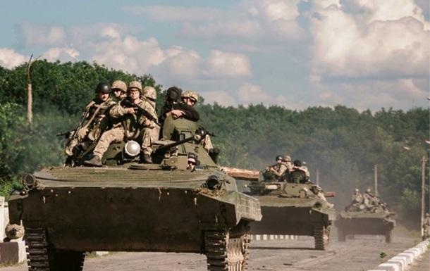 Военных накрывают минометным огнем: есть жертвы