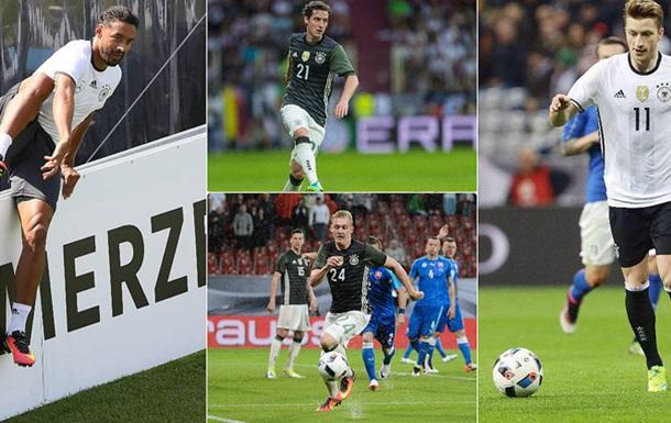 Лев назвал окончательный состав на Евро, Ройс вне заявки