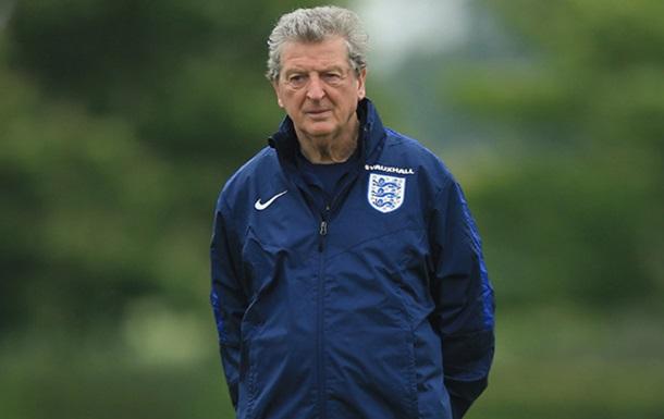 Ходжсон оголосив склад збірної Англії на Євро-2016