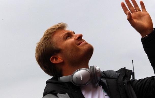 Формула-1. Росберг: Я счастлив в Мерседесе