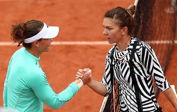 Ролан Гаррос (WTA). Все матчи дня. Мугуруса и Стосур в четверке сильнейших
